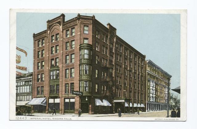 Imperial Hotel, Niagara Falls, N.Y.