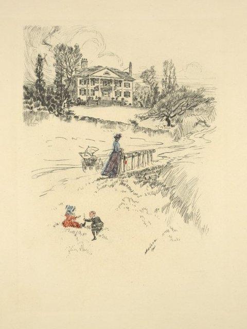 Jumel Mansion, 1901.