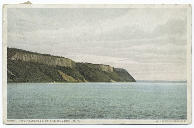 Palisades of the Hudson River, New York