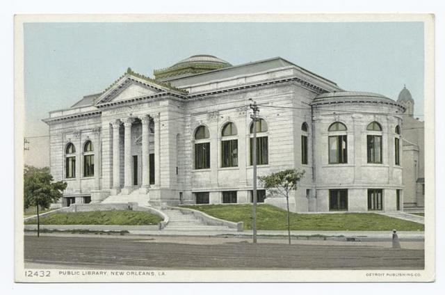 Public Library, New Orleans, La.