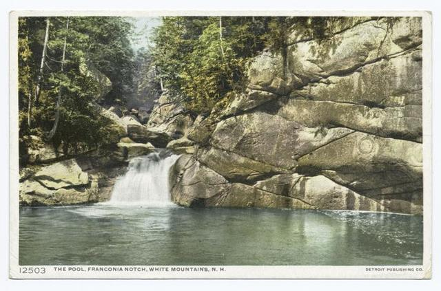 The Pool, Franconia Notch, N. H.