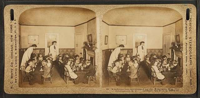 Proximity kindergarten, Greensboro, N. C.