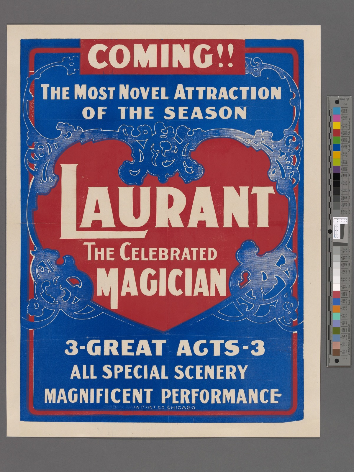 Laurant the celebrated magician