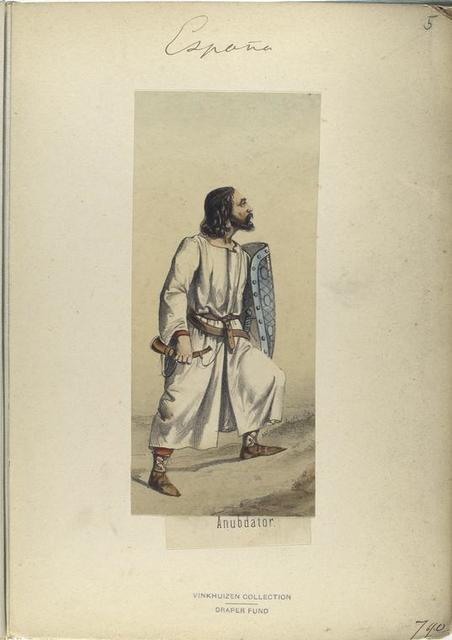 Anubdator.  ([Año] 740).