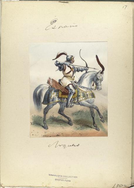 Arquero. 1502