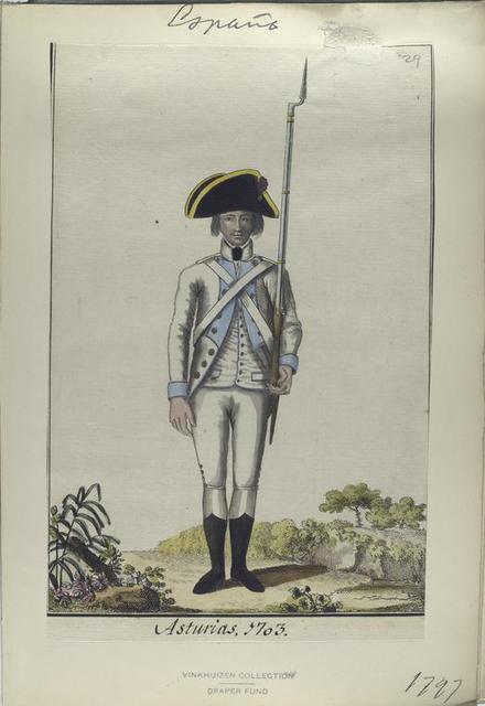 Asturias, 1703. (1797)