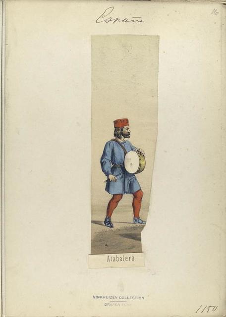 Atabalero.  ([Año] 1150).