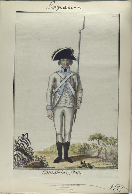 Cantabria, 1703. (1797).