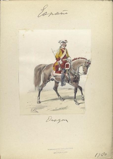 Dragon. 1780