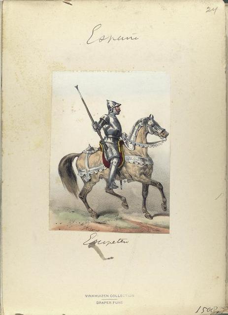 Escopetero. 1508