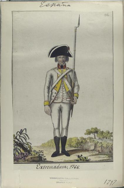 Extremadura, 1766. (1797)
