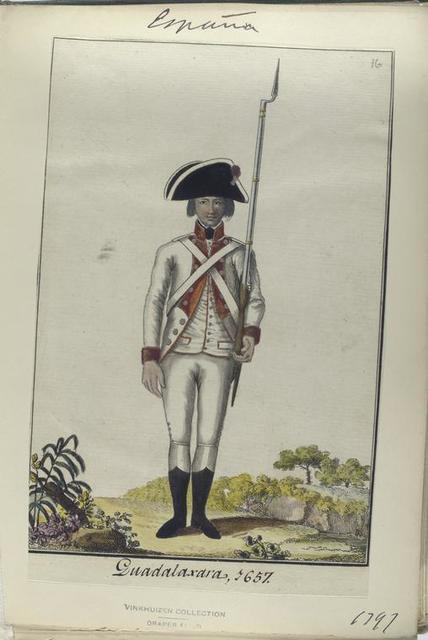Guadalaxara, 1657. (1797)