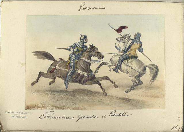 ... guardos de Castillo. 1496