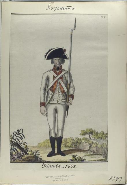 Irlanda, 1698. (1797)