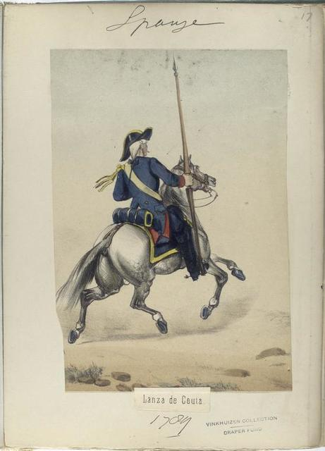 Lanza de Ceuta. (1789)