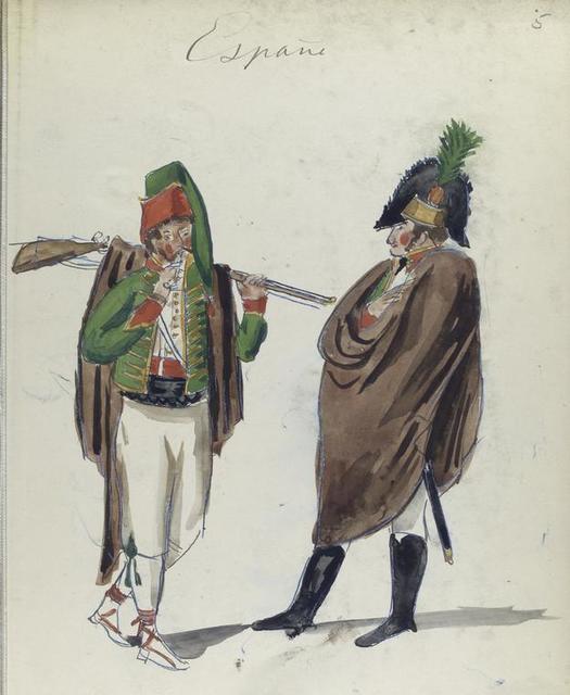 Ligera Infanteria (1806).