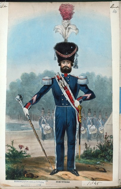 Netherlands, 1845-46.