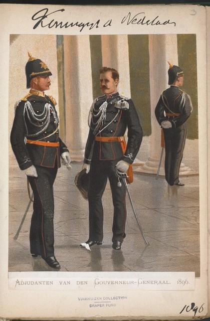 Netherlands, 1896 [part 2].
