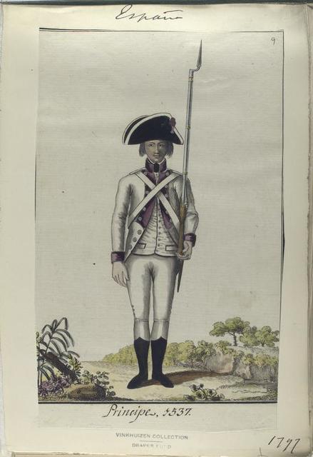 Principe, 1537. (1797)
