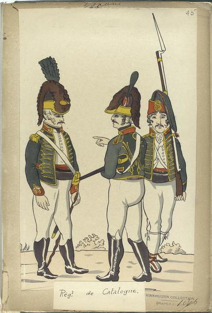 Reg-t de Catalogne (1806)