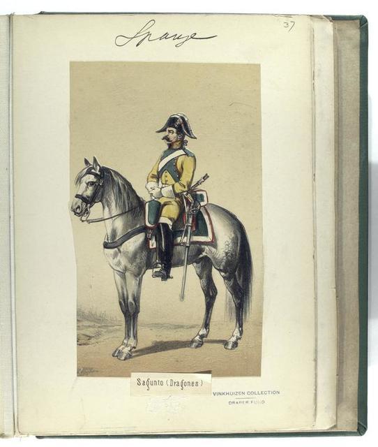 Sagunto (Dragones) [1806].