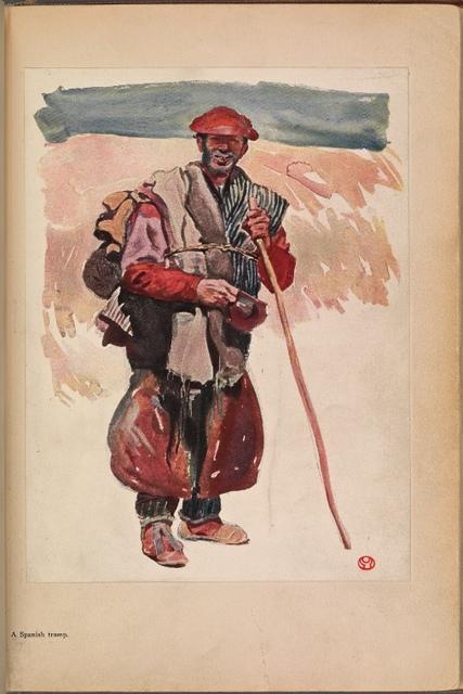 A Spanish tramp