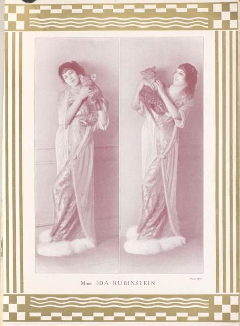 Mme. Ida Rubinstein