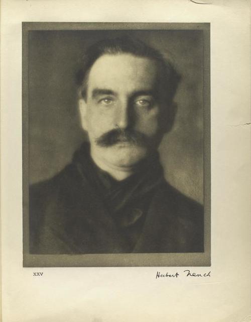 Herbert Trench, Hammersmith, January 2nd, 1910.