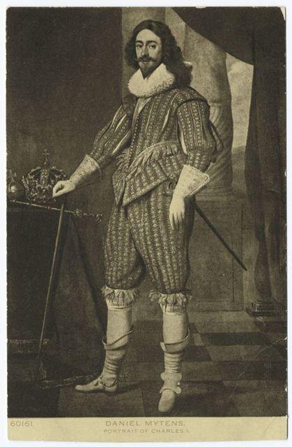 Charles I, Daniel Mytens