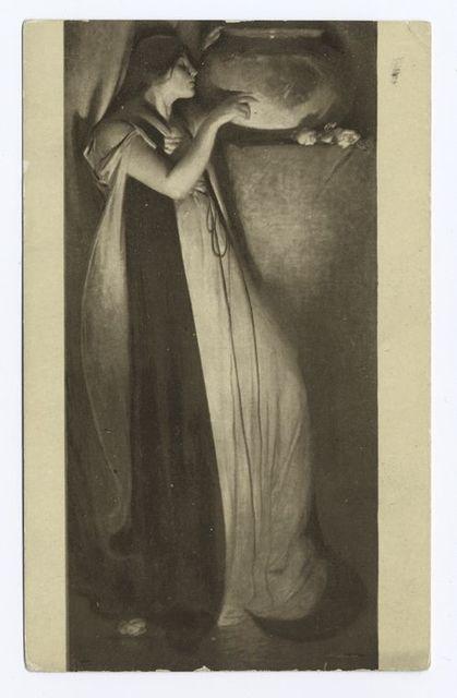 Isabella, Pot of Basil, John W. Alexander