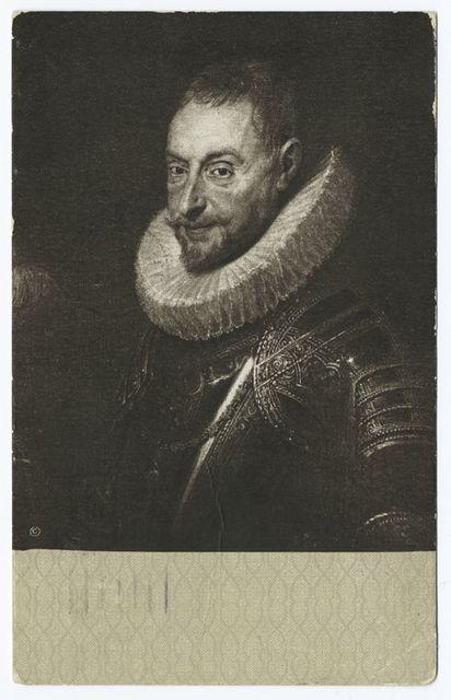 Marquis Spinola, Peter Paul Rubens