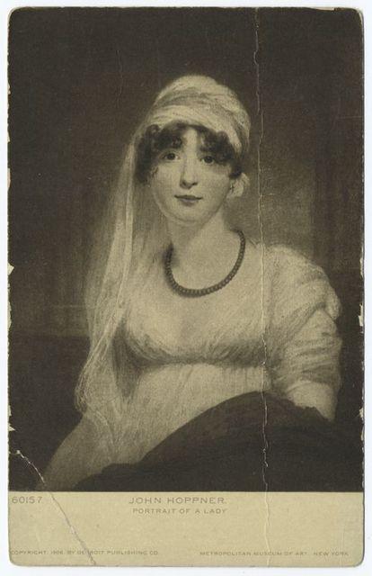 Portrait of a Lady, John Hoppner RA