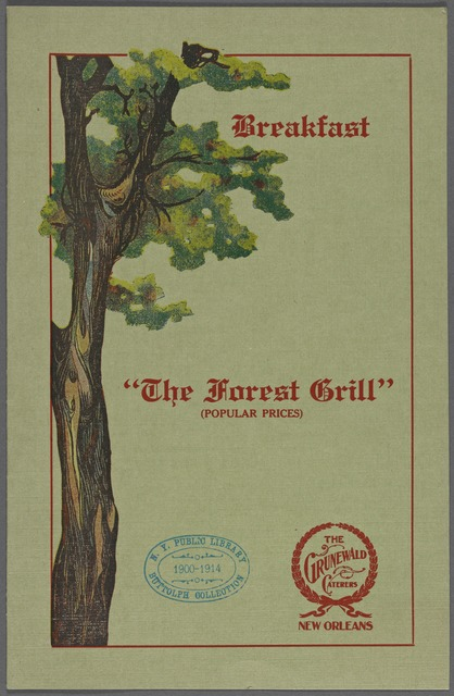 The Forest Grill