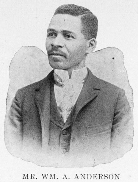 Mr. Wm. A. Anderson.
