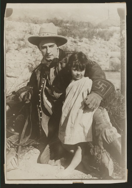 On Desert Sands (Cinema : 1915)