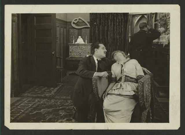 Two Women (cinema 1915?)