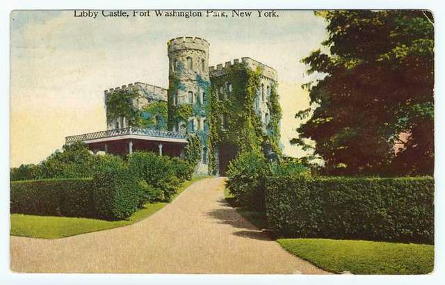 Libby Castle, Fort Washington Park, New York