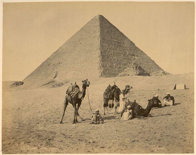 Pyramide Cheops (grande)