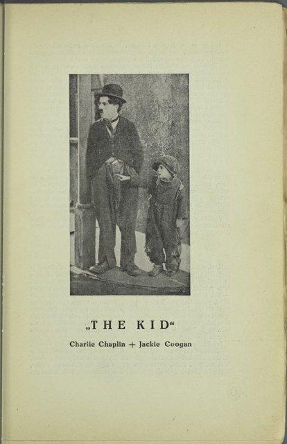The Kid (Charlie Chaplin & Jackie Coogan)