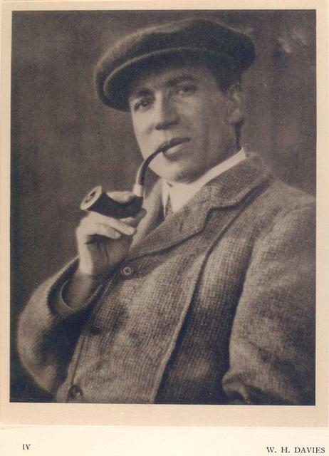 W. H. Davies, London, November 24th, 1913.