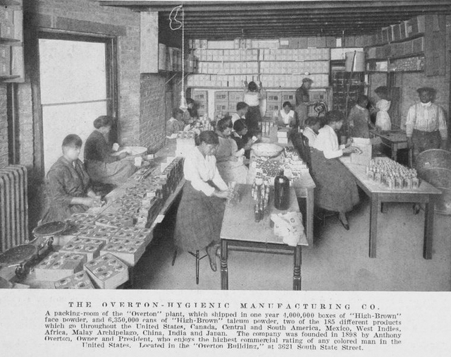The Overton - Hygienic Manufacturing Co.