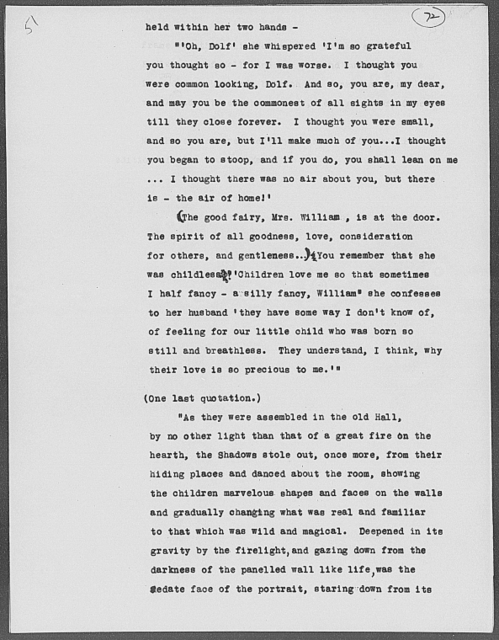 Creswick, P.  A sentimental survey of the Charles Dickens collection in the library of W. T. H. Howe. With the author's ms. corrections and additions 1929 [July 17]