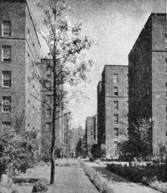 Harlem New York Apartments: The Dunbar Apartments In Harlem, New York City, Where 511