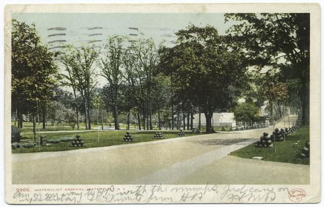 Arsenal, Watervliet, N. Y.