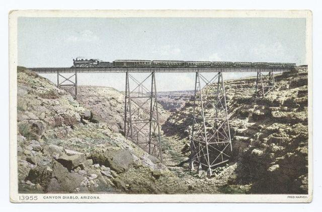 Canyon Diablo, Arizona