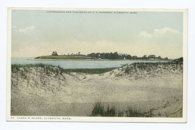 Clark's Island Plymouth, Mass.