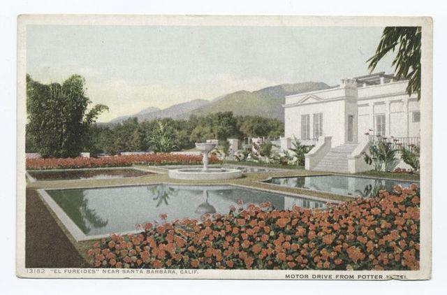 El Fureides, Santa Barbara, Calif.