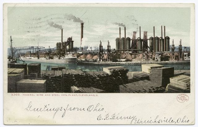 Federal Wire & Steel Co's. Plant, Allegheny, Pa.