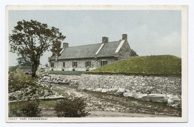 Fort Ticonderoga, Lake George, N. Y.