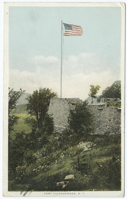 Fort Ticonderoga, N. Y.